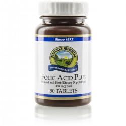 Acido Fólico Plus (90 cap)