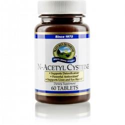 N-Acetil Cisteina 300 mg (60 cap)
