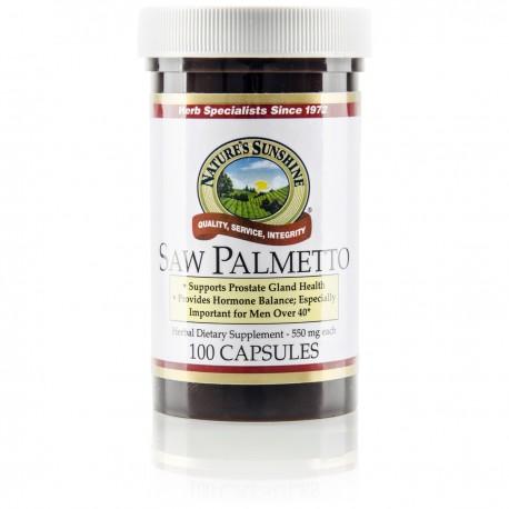 Saw Palmetto (100 cap)