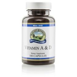 Vitamina A & D (100 cap)