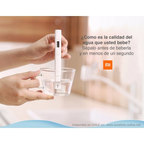Analizador de Calidad de Agua