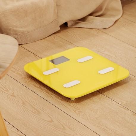 Pesa Inteligente YUNMAI Color Amarilla
