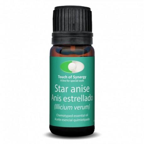 Aceite Esencial de Anis Estrellado 10ml