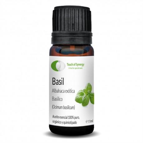 Albahaca Exótica 100% Aceite Esencial 10ml