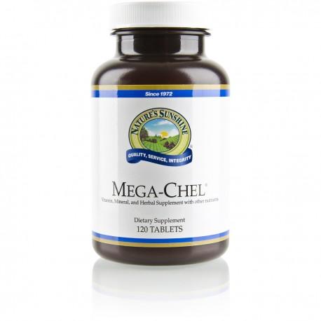 Mega-Chel ® (120 tab)
