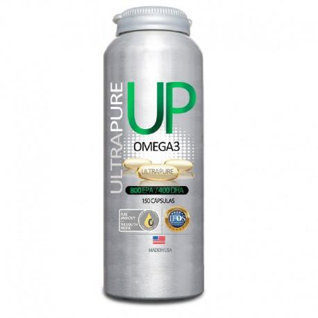Omega 3 UP UltraPuro (150 Cap Blandas)