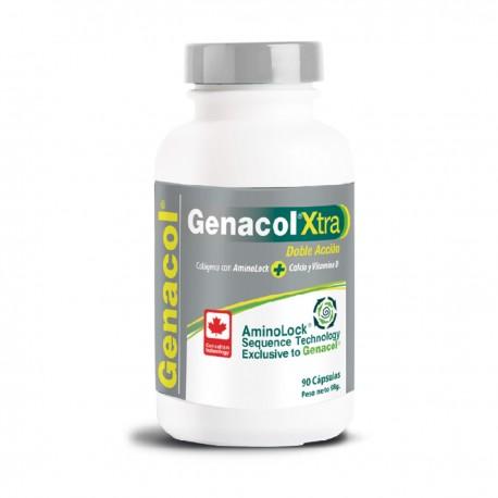 Colágeno Hidrolizado Genacol Xtra (90 Cápsulas)
