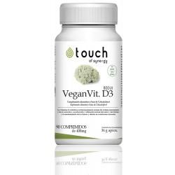 Vitamina D3 800UI VEGAN (90 tab)
