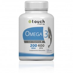 Omega 3 (120 cap) - Touch of Synergy