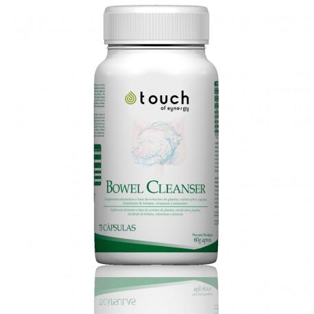 Desintoxicación intestinal (75 cap) Bowel Cleanser - Touch of Synergy