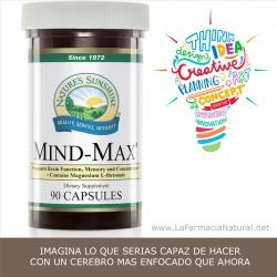 Mente Máxima Mind-Max (90 cap)