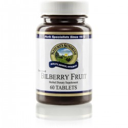 Arándanos Concentrado (60 Cap) Bilberry Fruit